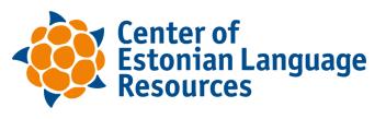 Center of Estonian Language Resources
